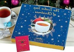 12 Days of Christmas Gourmet Tea by Ashby's of London Gift B
