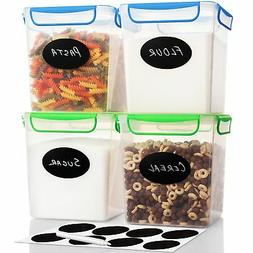 142oz/18cup/4,4Qt - Large AirTight Food Storage Containers