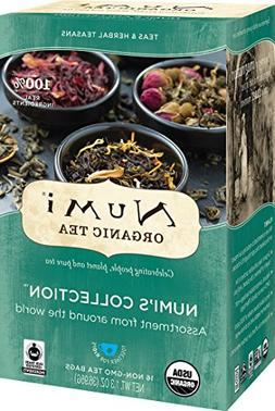 Numi Tea 19370 Numi Assorted Tea Collection