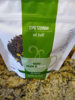 Sipology by Steeped Tea-  2 Bags - Harvest Spice and Cinnamo