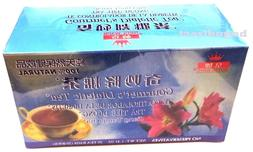 2 Boxes x 20 tea bags Royal King 100% Natural Gourmet`s Diab