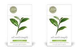 - Heath&H Organic Green Tea| 20 Bags |2 PACK - SUPER SAVER