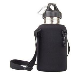 fa28f248b1 2L/2000ml Stainless Steel Tea Water Bottle Carrier Insulated
