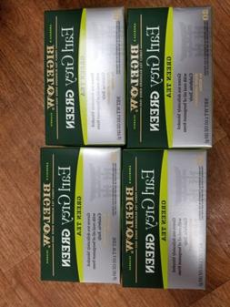 4 Boxes Bigelow Earl Grey Green Tea 20 Tea Bags each total o