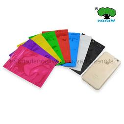 4x5 inch Zip Lock Colorful Bags Sample Sack For Food,Candy,C