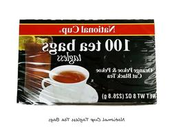 National Cup 8oz Orange Pekoe and Pekoe Cut Black Tea_100 Ta