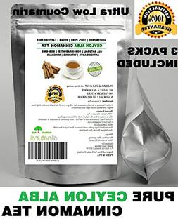90 Tea Bags PURE Premium CEYLON Cinnamon TEA,Cinnamon Powder
