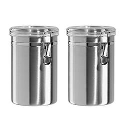 Airtight Canisters Sets for the Kitchen Stainless Steel - Be