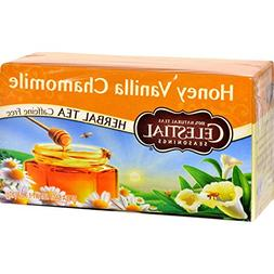 Celestial Seasonings Herbal Tea - Caffeine Free - Honey Vani