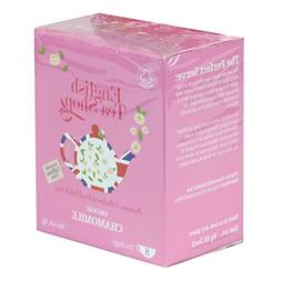 English Tea Shop - Organic Chamomile - 8 Tea Bags - 8g