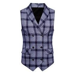 SMALLE ◕‿◕ Clearance,Men Button Casual Print Sleeveles