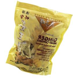 Best Ginger Tea with Honey Crystals 30 bags unique flavor to