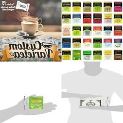 Bigelow Tea Bags Sampler Assortment Includes Mints  by Varie