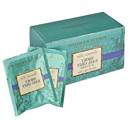 Fortnum & Mason British Tea, Smoky Earl Grey, 25 Count Teaba