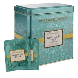 Fortnum & Mason British Tea, Breakfast Blend 50 Tea Bags