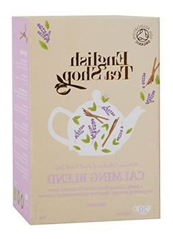 English Tea Shop Calming Blend Tea Bags, 30 Gram