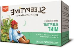 Celestial Sleepy time Herbal Tea - Mint - Case of 6 - 20 Bag