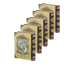 Basilur Tea - Ceylon Tea Bags With Metal Mini Tea Book Vol i