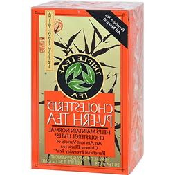 Triple Leaf Tea Cholesterid - 20 Tea Bags - Case of 6 - Glut