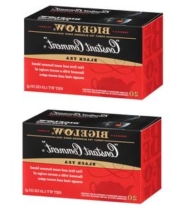 Bigelow Constant Comment Black Tea - 2 Boxes - 40 Tea Bags