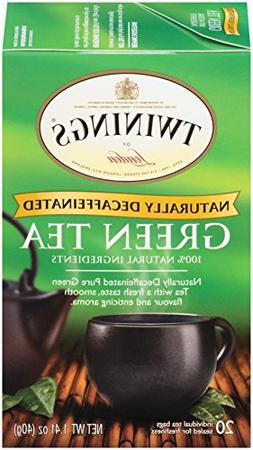 Twinings of London Green Tea Decaffeinated