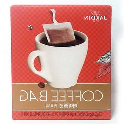 JARDIN Disposable Tea Bag Coffee HAZELNUT Flavor Italian Roa