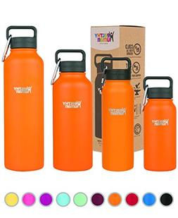 Healthy Human Insulated Stainless Steel Water Bottle Stein -