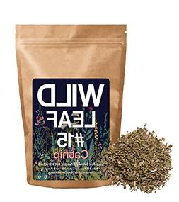 Dried Catnip Leaf by Wild Foods For Tea, Infusions, Cosmetic
