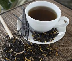 Earl Grey de la Creme Black tea loose leaf  tea bags or deca