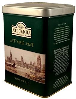 AHMAD TEA LONDON Earl Grey Tea 200 g  Tin