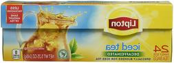 Lipton Family Size Black Iced Tea Bags, 24 ct