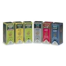 Flavor Teas, 168/CT, 6 Assorted Flavors