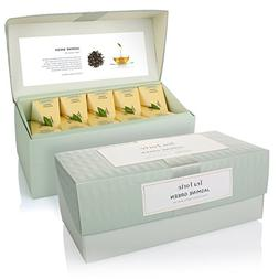 Tea Forte Sipscriptions Presentation Box 20 Infusers 4 of ea