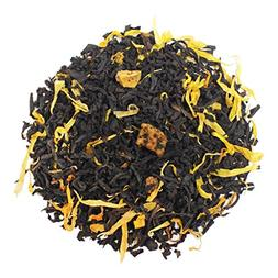 The Tea Farm - Peach Black Fruit Tea - Loose Leaf Black Tea