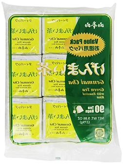 Yamamotoyama Genmai Cha Roasted Brown Rice Green Tea Value P