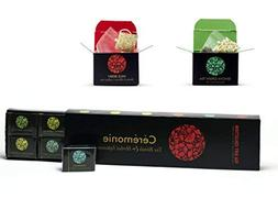 Tea Gift Collection, Ceremonie Tea, Premium Variety Gourmet