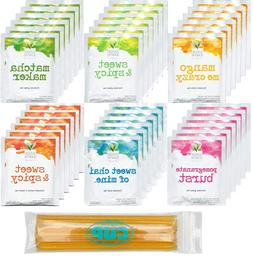 Good Earth Tea Bags 6 Flavor, 36 Count Variety Pack with By