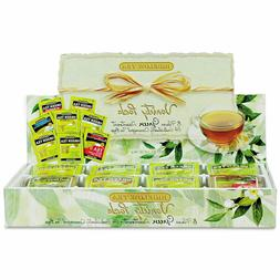 Bigelow | Green Tea Assortment |  mint, lemon, peach, mango