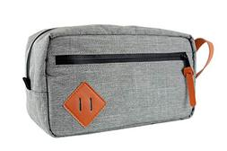 Embrace Grey Smell Proof Bag Carrying Case Great For Travel