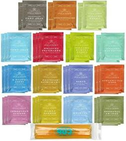 Harney & Sons Tea Bag Sampler 40 Ct with By The Cup Honey St