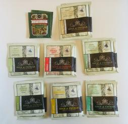 Harney and Sons Tea Variety Assortment 16 Tea Bags 8 differ