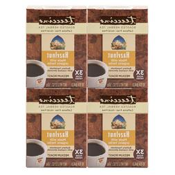 Teeccino Hazelnut Chicory Herbal Tea Bags,Caffeine Free, Aci