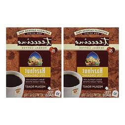 Teeccino Hazelnut 75% Organic Herbal Coffee Medium Roast Caf