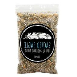 Sacred Eagle Herbal Smoking Blend with Pure Hemp Rolling Pap