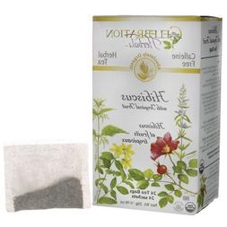 Celebration Herbals Hibiscus with Tropical Fruit Organic Tea