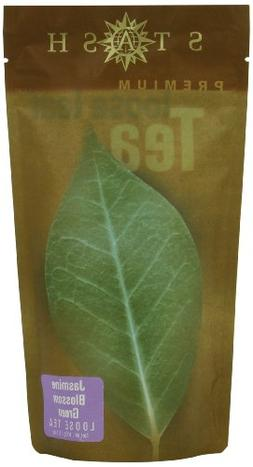 Stash Tea Jasmine Blossom Green Loose Leaf Tea 3.5 Ounce Pou