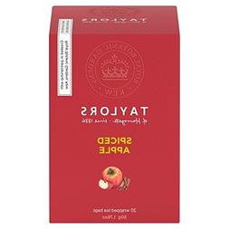 Taylors & Kew Spiced Apple Teabags - 20 per pack