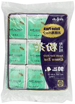 Yamamotoyama Konacha Sushi Bar Style Green Tea Value Pack, 6