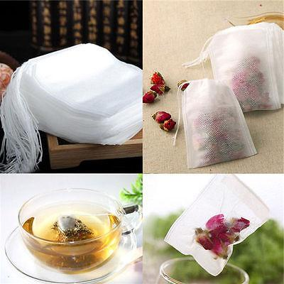 500X Teabags String Heat Bag