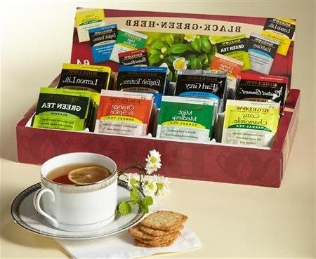Bigelow 8 Assorted - Sold BX - pack eight bags Comment, Earl Grey, English Teatime, Lemon Lift, Medley, Orange and Cozy and Green Tea. bags individually